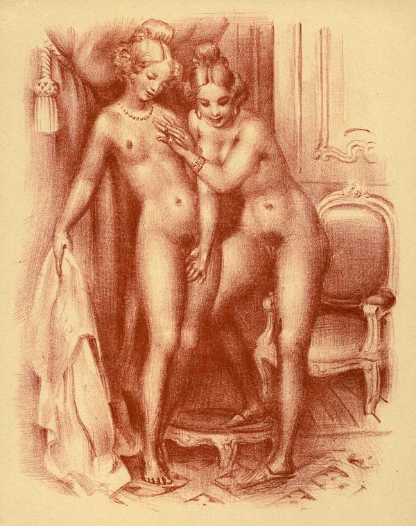 Antique mature erotica porn from 100 years ago - 51 part 1
